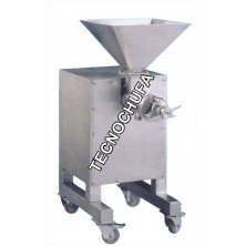 PRESS FOR TIGER NUTS PR-300 STAINLESS STEEL